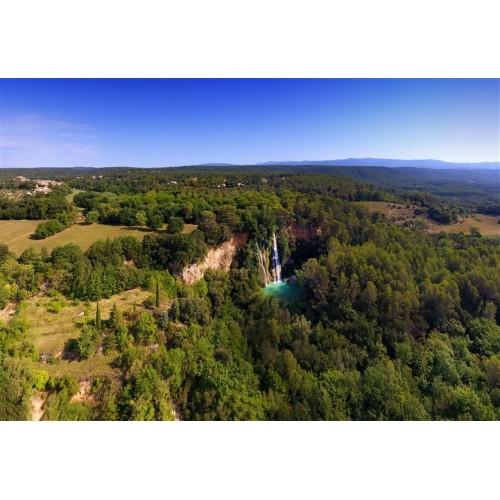 Cascade de Sillans