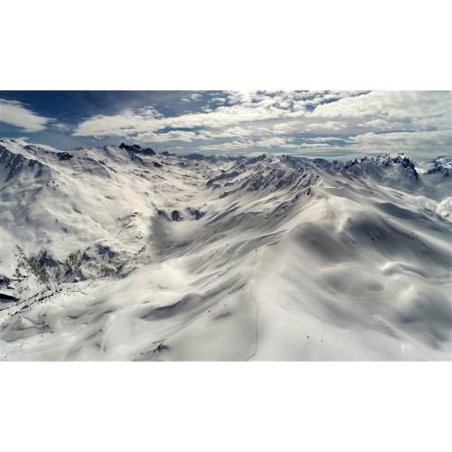 Panorama Montagne Valloire