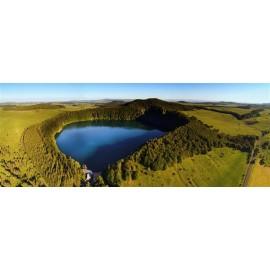 Panorama Lac de Guery