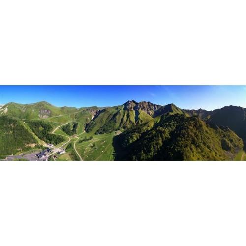 Panorama Puy de Dôme