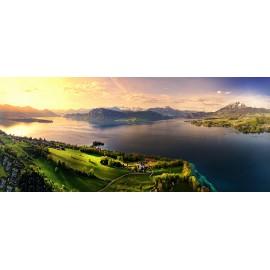 Lac des 4 Cantons au Levant