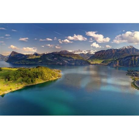 Lac et Montagne 2