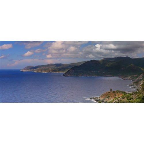 Panorama Corse Nord