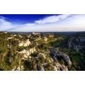 Panorama Les Baux de Provence