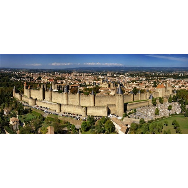 Panorama Carcassonne