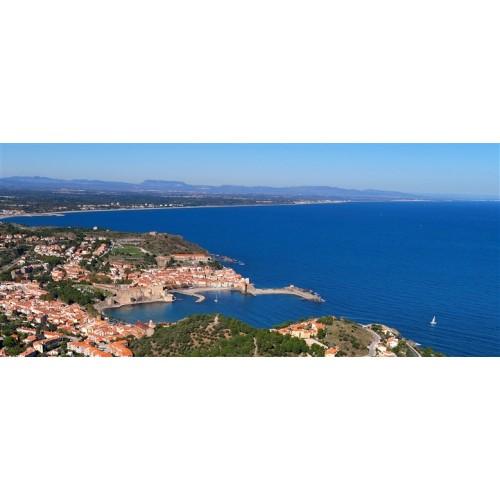 Panorama Collioure